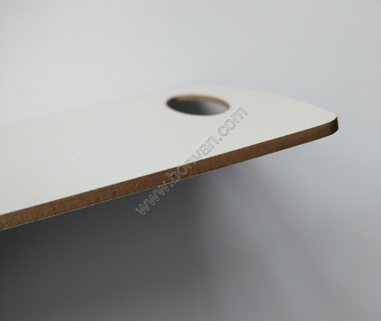 customized shape lapboard whiteboard