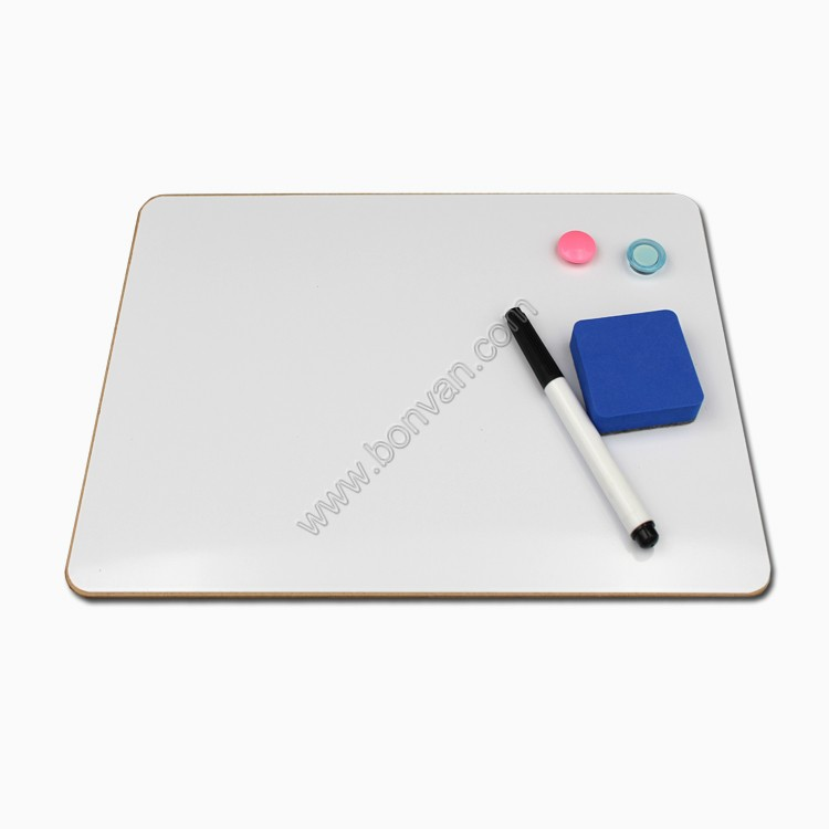 A4 frameless Magnetic Dry Erase Lap Boards