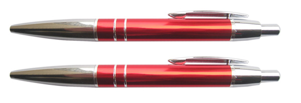 new design aluminum metal pen