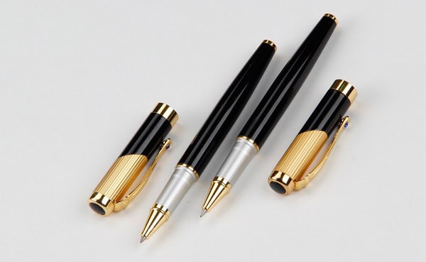 high value roller metal pen for gift promotion