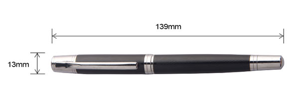 leather roller pen,leather gift pen