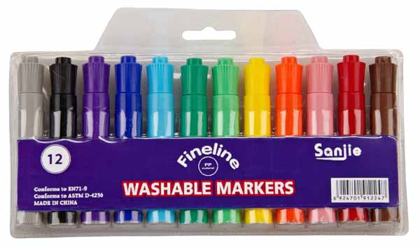jumbo kids marker for drawing & promotion use